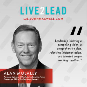 Alan Mulally Quote