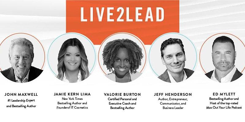 Live2Lead Speakers 2021